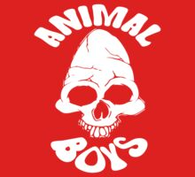 Animal Boys by ipoeng