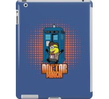 Doctor Minion 11 iPad Case/Skin