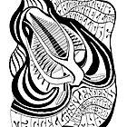Psychedelic Marrella by NearBird