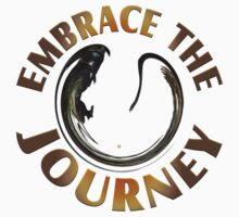 Embrace The Journey by Vy Solomatenko