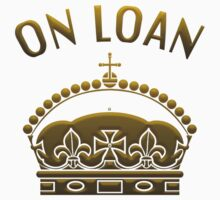 A Crown On Loan by Vy Solomatenko
