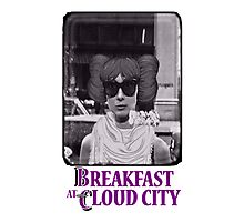 Breakfast at Cloud City Photographic Print