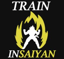 Train Insaiyan A by JuDithStore2014