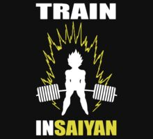 Train Insaiyan C by JuDithStore2014
