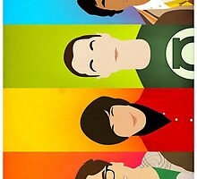 The Big Bang Theory by Emnesty-