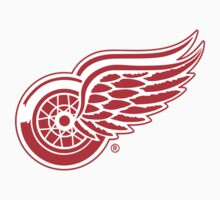 NHL… Hockey Detroit Red Wings by artkrannie
