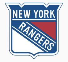 NHL… Hockey NY New York Rangers by artkrannie