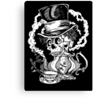 Pennyroyal Tea Party Print Canvas Print