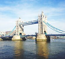 tower bridge by cocosuspenders