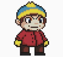 Eric Cartman Pixel by geekmythology