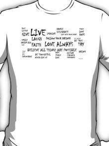 Heart Board T-Shirt