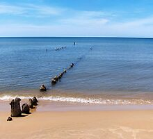 The Old Pier by Kathilee
