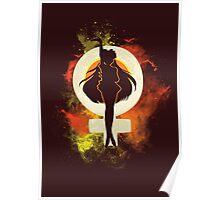 Venus space poster Poster