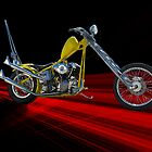Retro Chopper Studio 3 by DaveKoontz