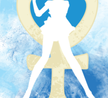 Mercury Space Sticker