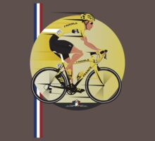 France Yellow Jersey Kids Clothes