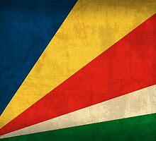 Seychelles Flag by flaglover