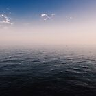 far out on the ocean by Pixmover