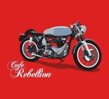 Cafe Rebellion by Siegeworks .