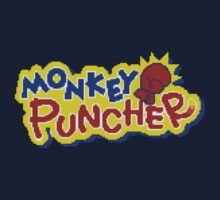 Monkey Puncher by loogyhead
