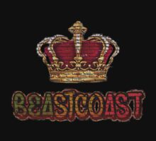Beast Coast Graffiti & Crown by coolGEORGE