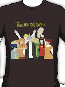 The Investigation team T-Shirt