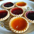 Jam Tarts by MidnightMelody