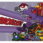 Team Predacon by redpawdesigns