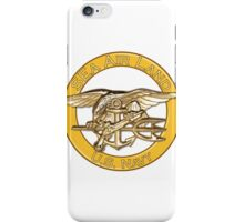 Navy SEa Air Land (SEALs) iPhone Case/Skin