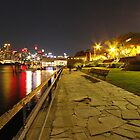 Balmain East Wharf by Harry Roma