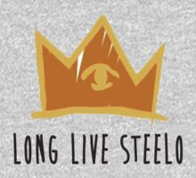 LONG LIVE STEELO by JFCREAM