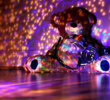 Disco - Teddy! by monmarilt