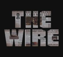 THE WIRE by JFCREAM