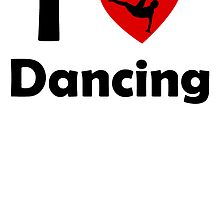 I Heart Dancing by kwg2200