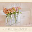 Autumn Roses  by SandraRos