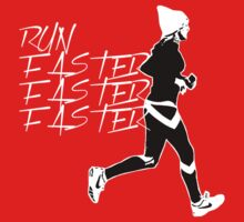 Ellie Goulding Running (Design B) by RobC13