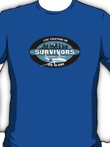 Survivors 815 T-Shirt