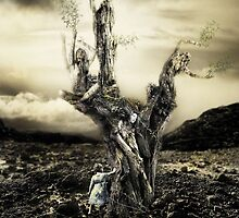 THE  IMMORTAL   JOSHUA TREE by oneoftheclan