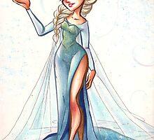Elsa by SavannahSparrow