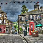 Haworth Main Street by © Steve H Clark