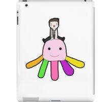 Austin and Squidgy iPad Case/Skin