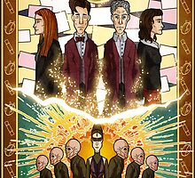 The Time of the Doctor by FloandFish