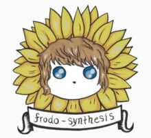 Frodosynthesis Sunflower Chibi by cailyxkurai
