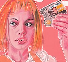 Multipass - The Fifth Element by Troglodyte