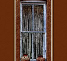 """Window Dressing"" by Rick Avalos"