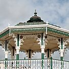 Brighton Bandstand by Sue Robinson