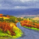 The Black Valley by Michael Walsh