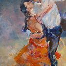 Dancers & Lovers - Dance Art Gallery by Ballet Dance-Artist