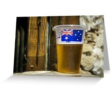 Aussie as it Gets Greeting Card