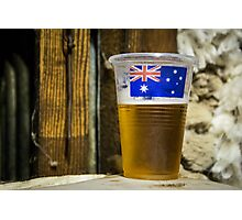 Aussie as it Gets Photographic Print